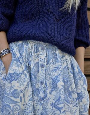 Zoom sur la jupe Margot - Ma petite robe francaise