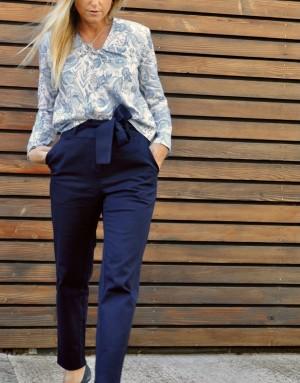 Pantalon avec elasthane - Ma petite robe francaise