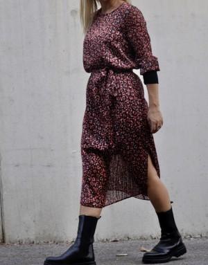 Robe en voile et fond de robe - Jodie - Ma petite robe française