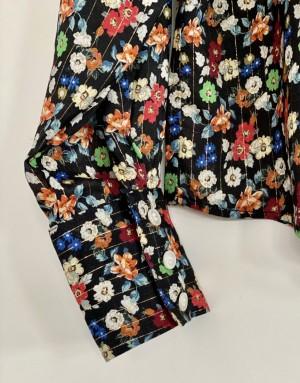 Détails chemise Paris - 3 boutons poignets - Ma petite robe francaise